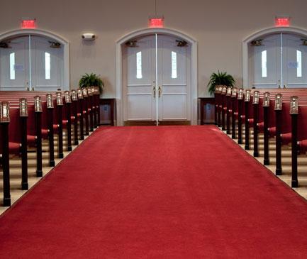 Church Flooring